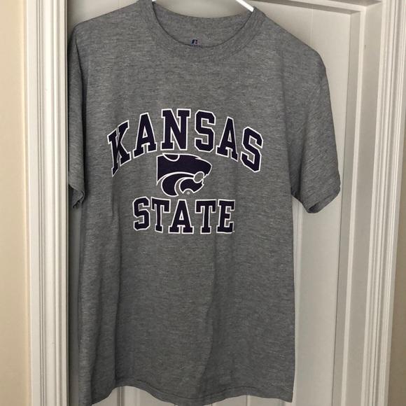 f389efeb7b8c Kansas State University T Shirt size Small. Russell Athletic.  M_5c7bfc9b9519960840e265d0. M_5c7bfca4e944ba916ce42935